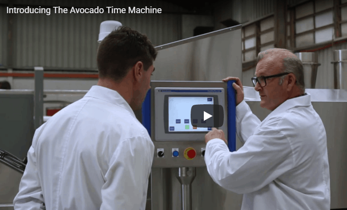 Introducing the Avocado Time Machine Video